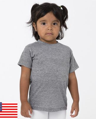 Los Angeles Apparel TR1001 / Kids Tri-Blend Tee