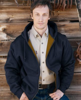 7033T DRI DUCK - Power Fleece Jacket with Thermal Lining Tall Sizes