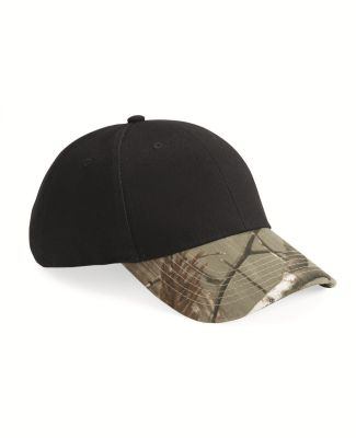 Kati LC25 Solid Crown Camouflage Cap