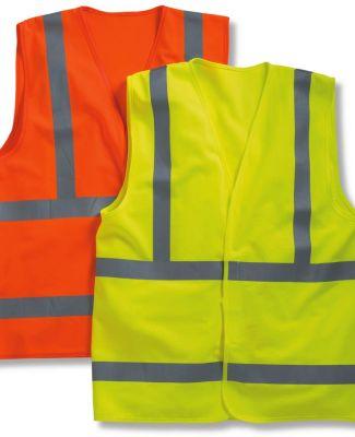 301 3789 USA Made Economy Class 2 ANSI Vest