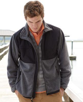 Weatherproof 4075 Colorblock Beacon Full-Zip Jacket