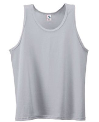 181 YOUTH POLY/COTTON ATHLETIC TANK Ash