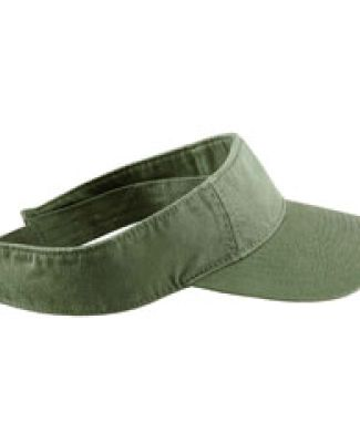 1915 Authentic Pigment Direct-Dyed Twill Visor OLIVE