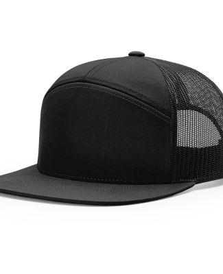 Richardson Hats 168 Hi-Pro 7- Panel Trucker Cap