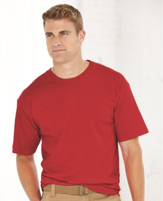 5040 Bayside Adult Short-Sleeve Cotton Tee