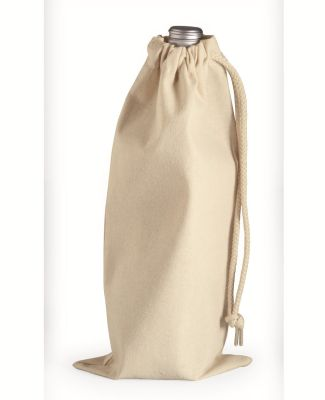 1727 Liberty Bags - Drawstring Wine Bag