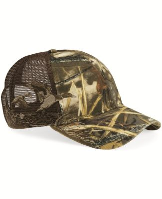 3254 DRI DUCK - Mesh Wildlife Series Trucker Cap