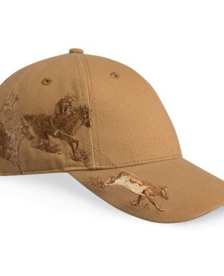 DRI DUCK 3263 Team Roping Cap