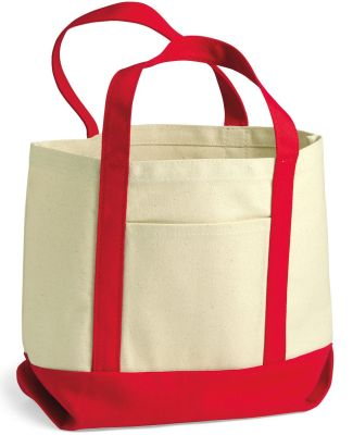 Liberty Bags 8867 Seaside Cotton Canvas Tote