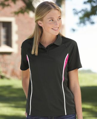 5024 Augusta Ladies Wicking Polyester Mesh Sport Polo