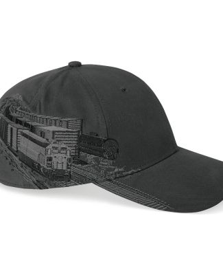 DRI DUCK 3331 Railroad Cap