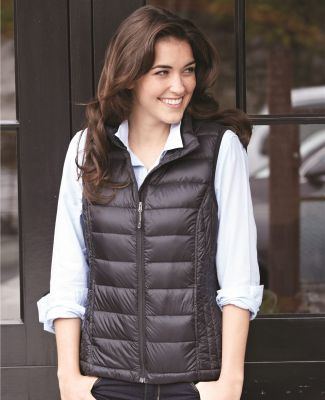 Weatherproof 16700W 32 Degrees Women's Packable Down Vest