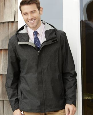 Weatherproof 17604 32 Degrees Melange Rain Jacket