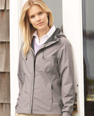 Weatherproof 17604W 32 Degrees Women's Melange Rain Jacket