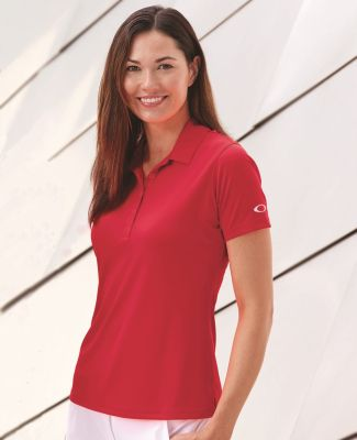 Oakley 532326ODM Women's Performance Sport Shirt Set-In Sleeves