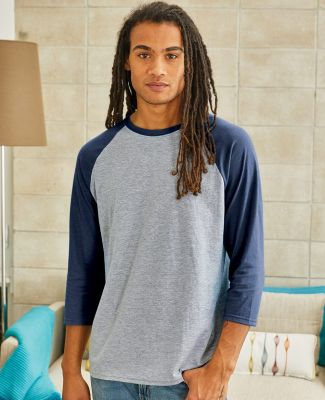 42BA X-Temp Three-Quarter Sleeve Baseball T-Shirt