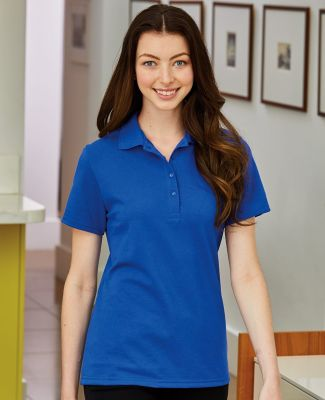 52 035P Women's X-Temp Pique Sport Shirt with Fresh IQ