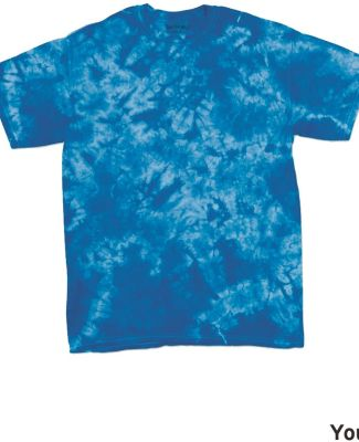 Dyenomite 20BCR Youth Crystal Tie Dye T-Shirt