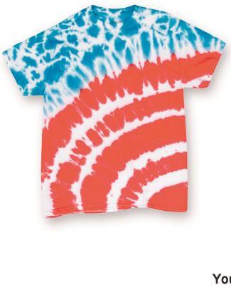 Dyenomite 20BNV Youth Novelty Tie Dye T-Shirts
