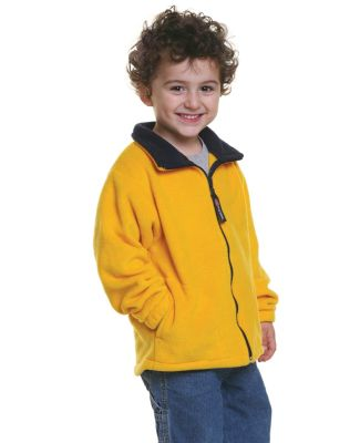 301 1115 Youth Full Zip Fleece Jacket