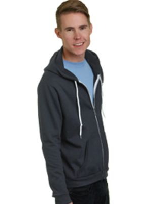 301 875 Unisex Full Zip Fleece Jacket
