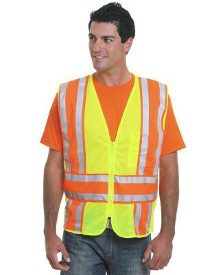 301 3787 ANSI Safety Mesh Vest