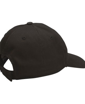 Ouray 51056/Benchmark Washed Twill Cap Black