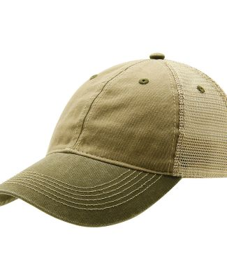 Ouray 51286/Legend Vin Trucker Cap Khaki/Khaki/Conifer