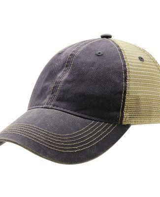 Ouray 51286/Legend Vin Trucker Cap Navy/Khaki