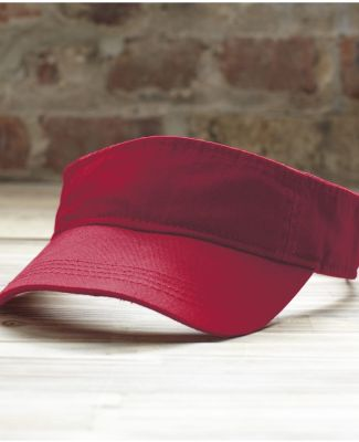 158 Anvil Solid Three-Panel Low-Profile Visor