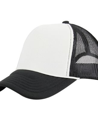 Ouray 51344 - Foam Trucker White/Black
