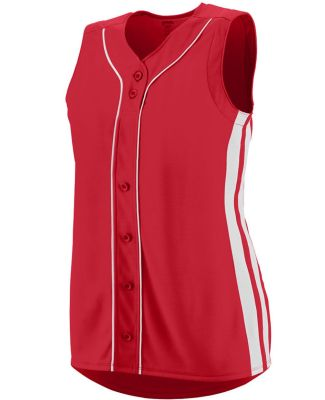 Augusta Sportswear 1669 Girls' Sleeveless Winner Jersey