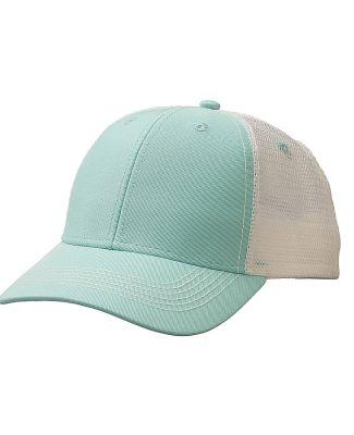 51254 /Sideline Mesh Cap Surf/White