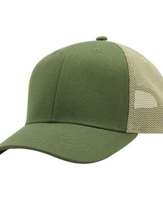 Ouray 51298 / Heavy D Mesh Green/Tan