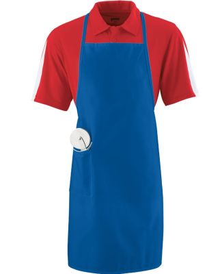 Augusta Sportswear 2070 Long Apron with Pockets