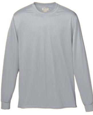 Augusta Sportswear 789 Youth Wicking Long Sleeve T-Shirt