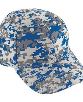 Augusta Sportswear 6209 Youth Digi Camo Cotton Twill Cap
