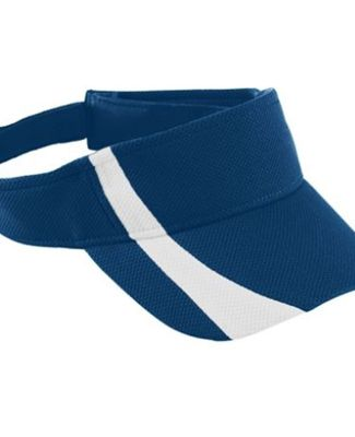 Augusta Sportswear 6260 Adjustable Wicking Mesh Two-Color Visor