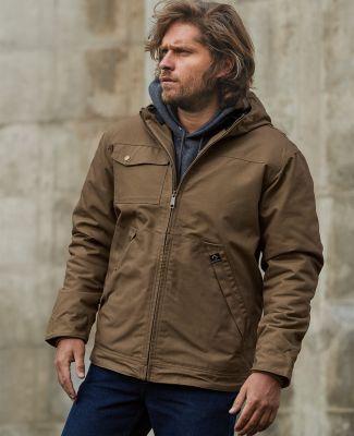 DRI DUCK 5065 Yukon Canvas Hooded Jacket
