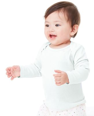 CANVAS 105 Baby Rib Long-Sleeve T-Shirt