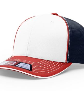 Richardson Hats 172 Fitted Pulse Sportmesh Cap with R-Flex