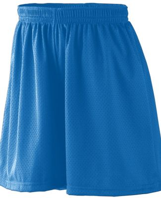 Augusta Sportswear 859 Girls' Tricot Mesh Short