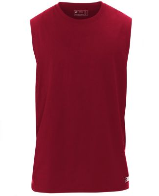 Russel Athletic 64MTTM Essential Jersey Sleeveless Muscle T-Shirt