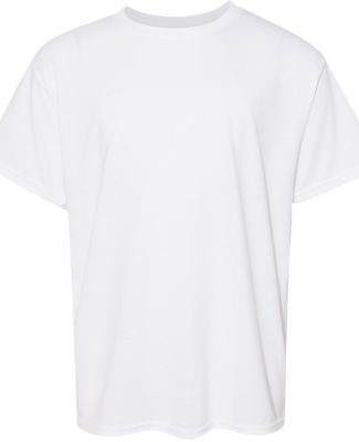 Anvil 6750B Youth Triblend Tee White
