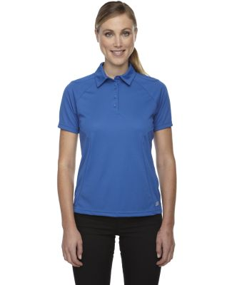 78658 Ash City - North End Sport Red Ladies' Dolomite UTK cool.logik™ Performance Polo NAUTICAL BLUE
