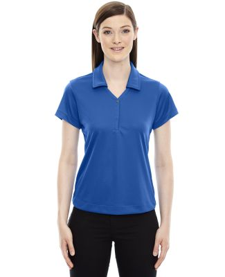 78682 Ash City - North End Sport Red Ladies' Evap Quick Dry Performance Polo OLYMPIC BLUE