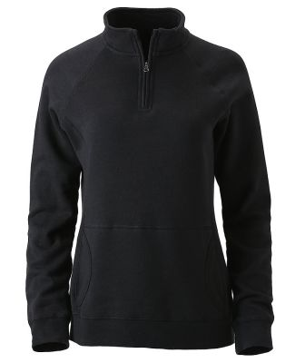 Ouray 82104 / Women's Dee-Lite 1/4 Zip Black