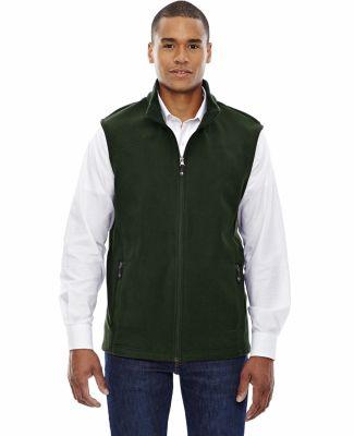 North End 88173 Men's Voyage Fleece Vest FOREST