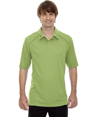 88632 Ash City - North End Sport Red Men's Recycled Polyester Performance Piqué Polo CACTUS GREEN