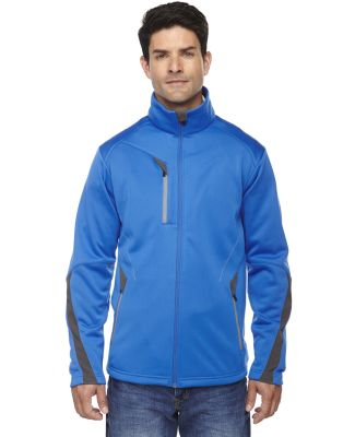 88649 Ash City - North End Sport Red Men's Escape Bonded Fleece Jacket OLYMPIC BLUE